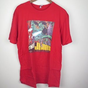 Run the Jewels World Tour Band Tee Hip Hop Rap